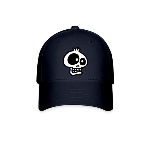 Cartoon SKULL 3 Baseball Cap - Baseball Cap