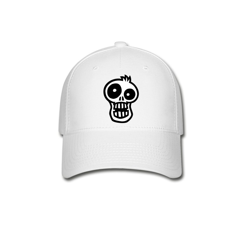 Cartoon Baseball Cap - Baseball Cap