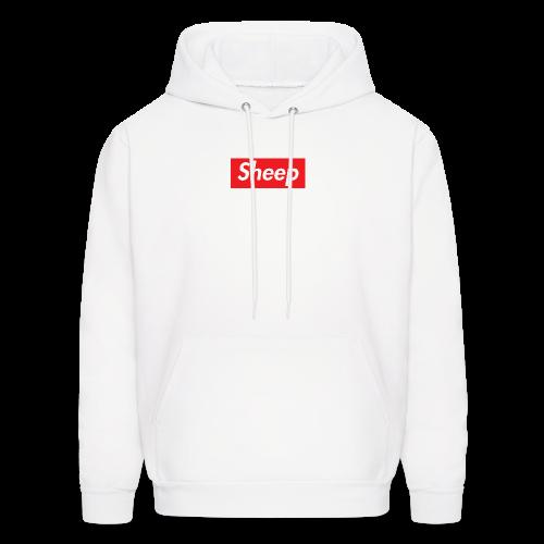sheep hoodie - Men's Hoodie