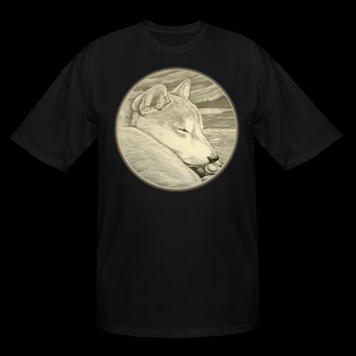 Shiba Inu Shirts Tall Shiba Inu Art Shirts - Men's Tall T-Shirt