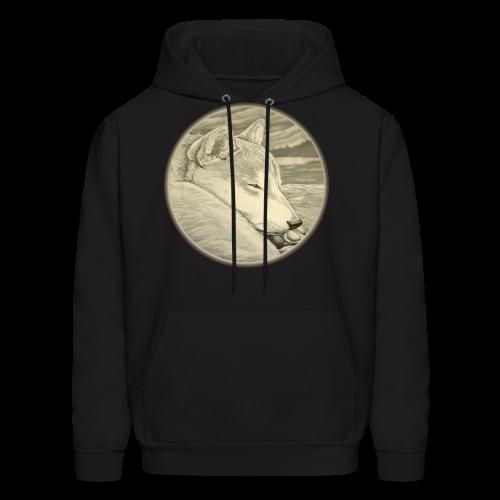 Shiba Inu Hoodie Shiba Inu Art Sweatshirts - Men's Hoodie