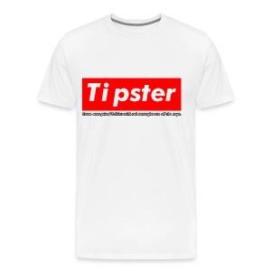 Not-So-Supreme T-Shirt - Men's Premium T-Shirt