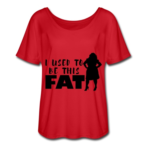 Fit woman - Women's Flowy T-Shirt