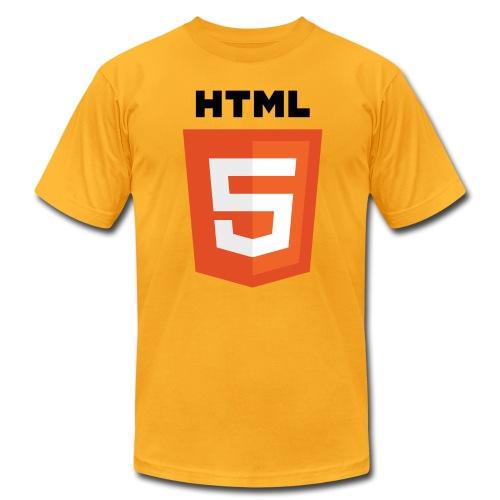 HTML 5 T-Shirt - Men's Fine Jersey T-Shirt
