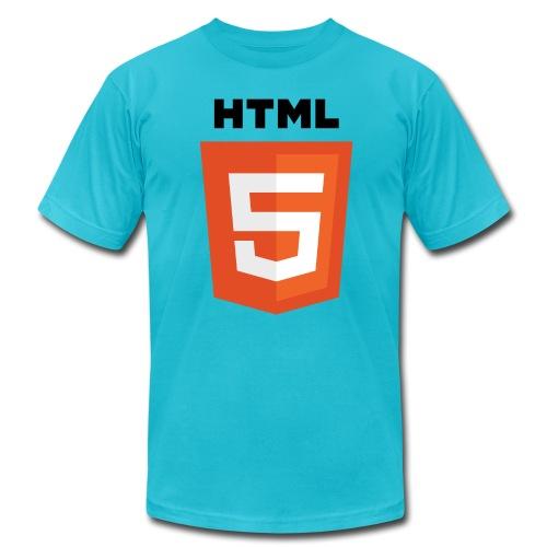 HTML 5 T-Shirt - Men's  Jersey T-Shirt