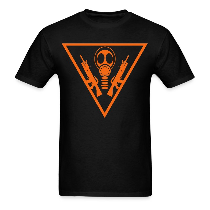 ORANGE MISSION INFECT SHIRT - Men's T-Shirt