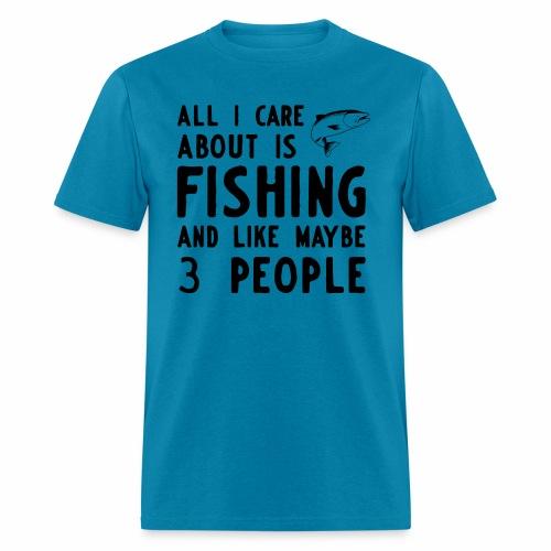I hate people! - Men's T-Shirt