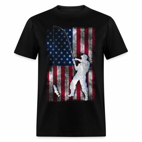 FLAGFISH - Men's T-Shirt