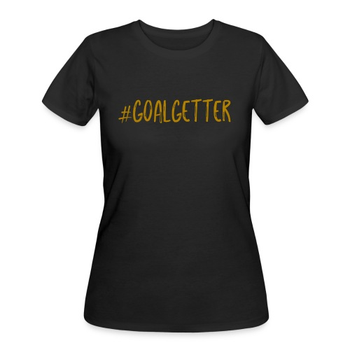 GoalGetter | Never Give Up - Women's 50/50 T-Shirt