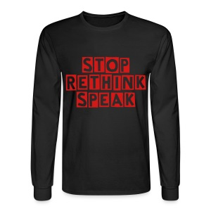 Classic SRS Long Sleeve  - Men's Long Sleeve T-Shirt