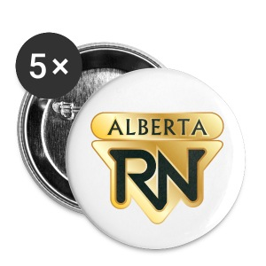 Alberta RN button - Small Buttons