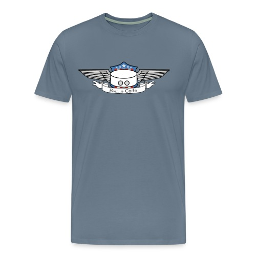 Born to Code - Men's Premium T-Shirt
