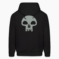 MTG Black Mana Hoodies