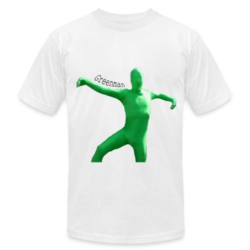 Greenman - Men's Fine Jersey T-Shirt