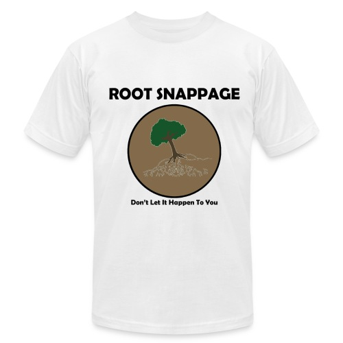 Root Snappage - Men's Fine Jersey T-Shirt