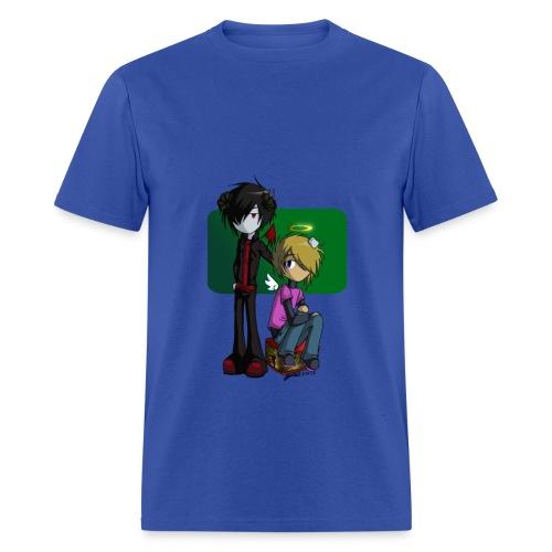 D and A - Men's T-Shirt