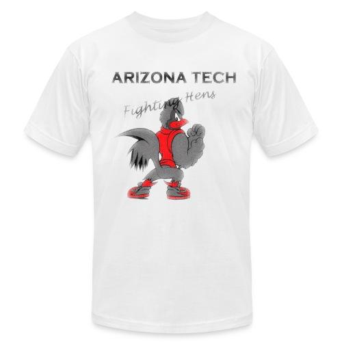 Arizona Tech Fighting Hens - Men's Fine Jersey T-Shirt