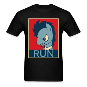 Discord Whooves Run Propoganda - Men's T-Shirt