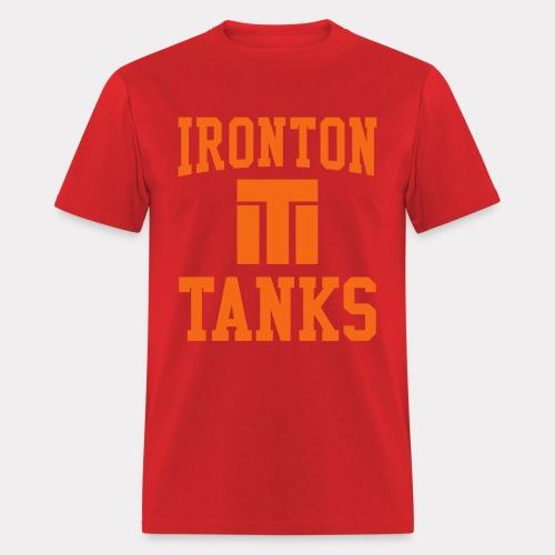Ironton Tanks T-shirt - Men's T-Shirt