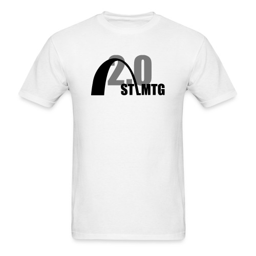 Black Logo - Men's T-Shirt