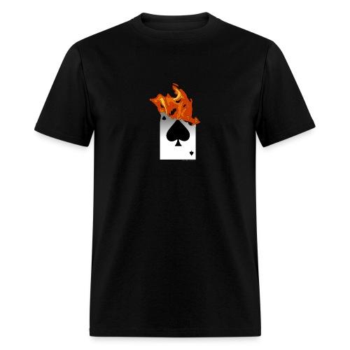 Burn Card - Men's T-Shirt