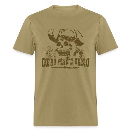 Dead Man's Hand - Men's T-Shirt