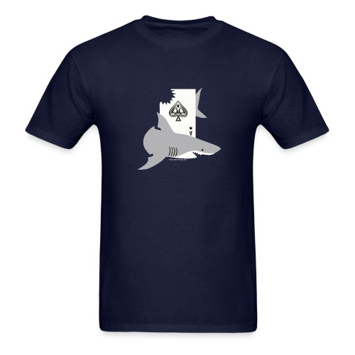 Card Shark - Men's T-Shirt