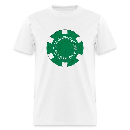 Luck - Men's T-Shirt