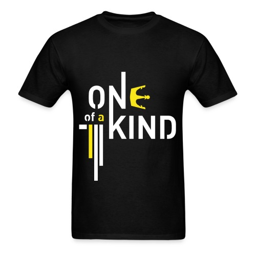 G-Dragon - One Of A Kind (White) - Men's T-Shirt