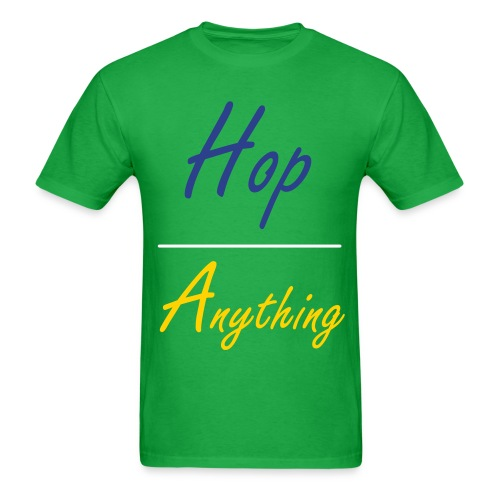 Hop OVER Anything - Men's T-Shirt