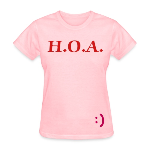 Hop Over Anything - Women's T-Shirt