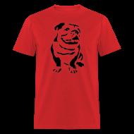 T-Shirts ~ Men's T-Shirt ~ Number IX