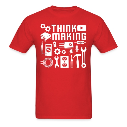 Maker T_Shirt - Men's T-Shirt