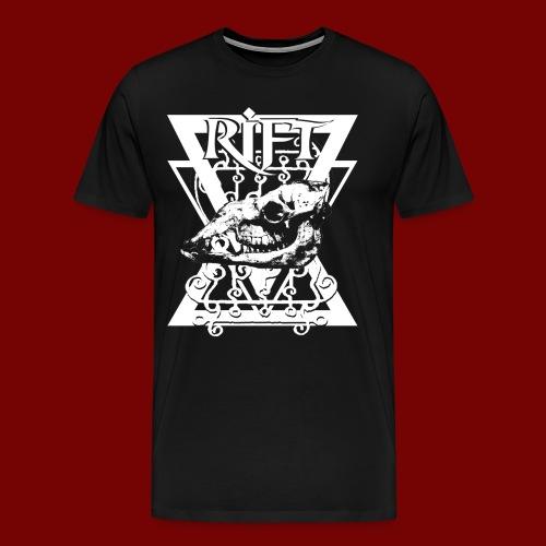 Novus - White - Men's Premium T-Shirt