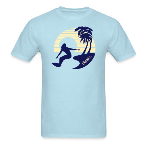 Surfs up  - Men's T-Shirt