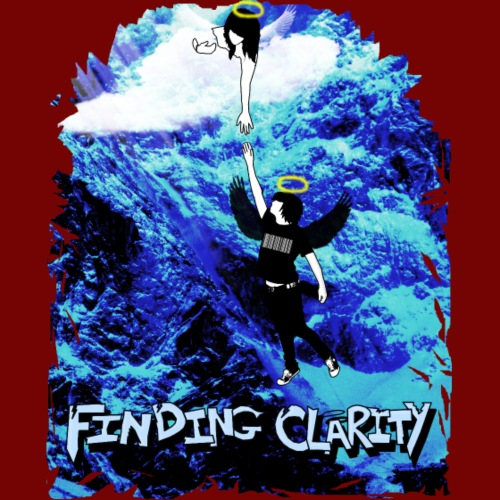 Rainbow Bag of Destruction - Sweatshirt Cinch Bag