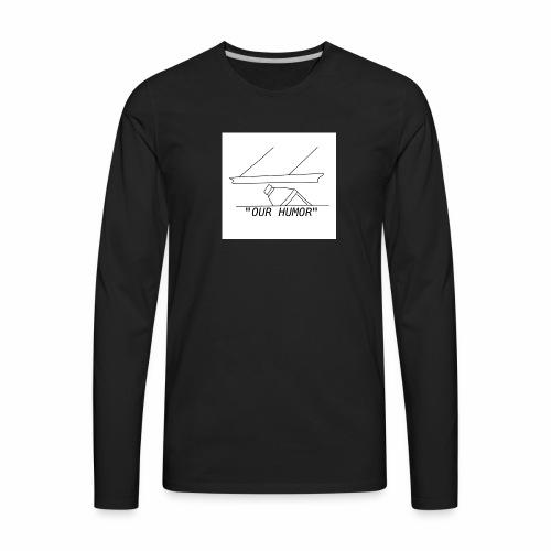 LEAN LONG SLEEVE - Men's Premium Long Sleeve T-Shirt