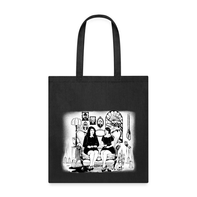 Sitting Crooked Tote