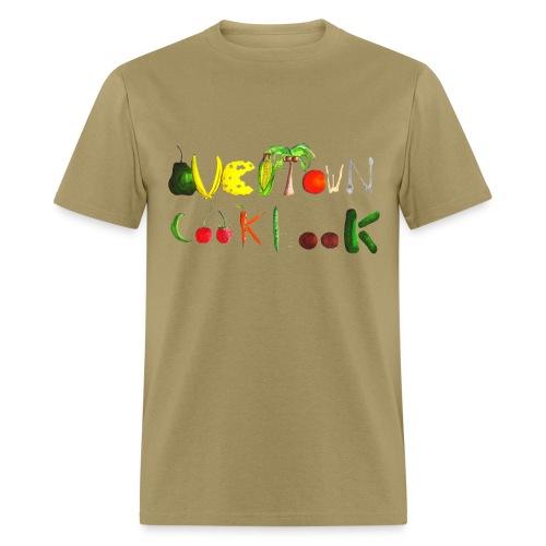 Overtown Cookbook - Men's T-Shirt