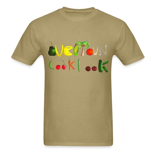Overtown Cookbook - Men's T-Shirt