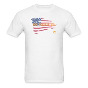 Men's t-shirt Not my president in Latin  - Men's T-Shirt