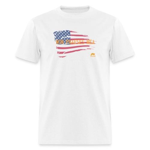 Men's t-shirt Not my president in Latin  - Men's T-Shirt