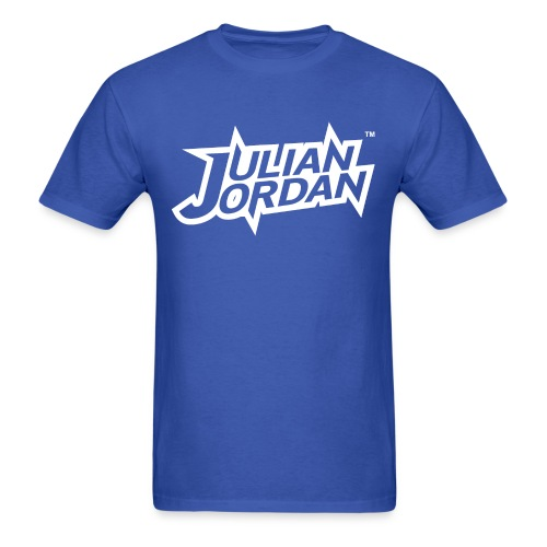 Man Blue - Men's T-Shirt