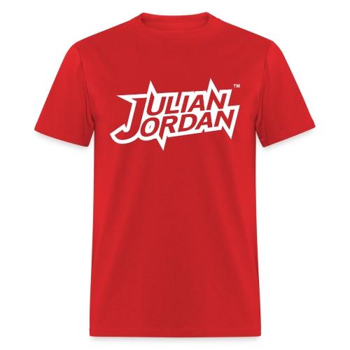 Man Red - Men's T-Shirt