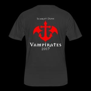 Scarlet Dove Vampirates 2017 Commemorative Men's T-Shirt - Men's 50/50 T-Shirt