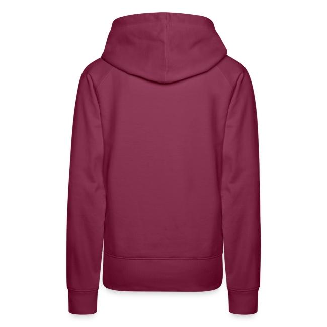 The Snuggle Is Real Women's Premium Hoodie