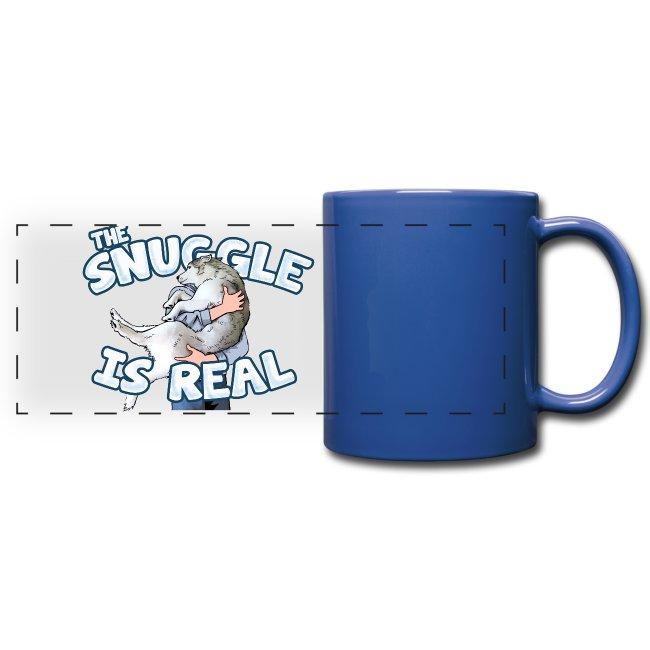 The Snuggle Is Real Coffee Mug