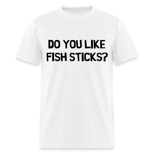 Fishstick t-shirt - Men's T-Shirt