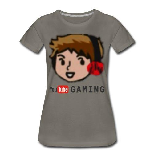 StrongFireGaming Womens' Premium T-Shirt - Women's Premium T-Shirt