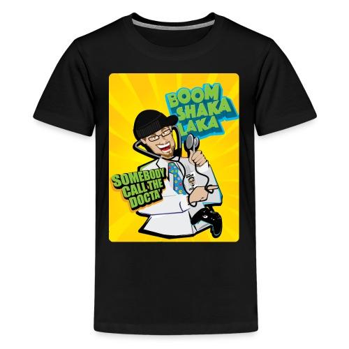 Boom Shaka Laka Kids Premium Shirt - Kids' Premium T-Shirt